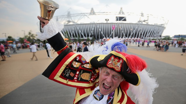 While there's not much role for town criers these days, in the United Kingdom, some celebrants chose to honor the history of the broadcasters of old on National Town Crier Day on July 8.