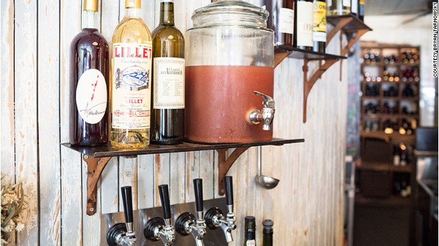 5@5 - Low-alcohol bottles for your summer bar
