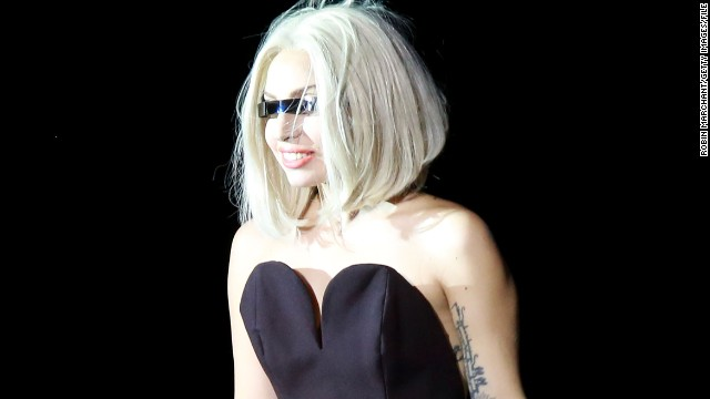 Lady Gaga had a hole in her hip 'the size of a quarter'