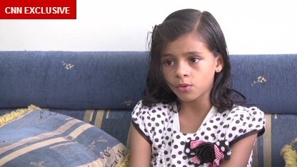Girl, 11: 'I ran away from marriage'