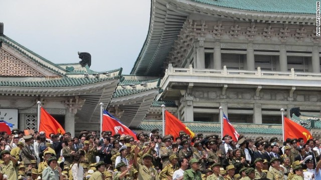 What I saw in North Korea