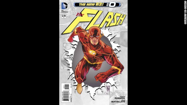 The CW's working on a series for Flash