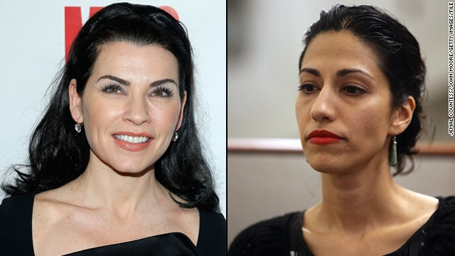 What Huma Abedin could learn from 'The Good Wife'
