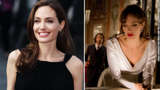 Angelina Jolie tops the 2013 Forbes list of highest-earning female actresses but much of her recent work has been behind the camera.