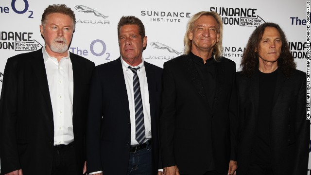 The Eagles to re-open legendary LA venue