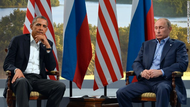Obama cancela encuentro con Putin en Rusia