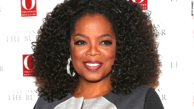 Oprah on shopping racism: Clerk did me a favor