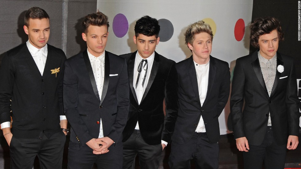 One Direction has announced their 2015 tour a mere two months after ending their 2014 one. There's no question that Liam Payne, Louis Tomlinson, Zayn Malik, Niall Horan and Harry Styles are heartthrobs -- not unlike the Rolling Stones were once upon a time, <a href='http://marquee.blogs.cnn.com/2012/11/14/one-direction-like-a-young-rolling-stones/' target='_blank'>Mick Jagger told CNN</a>. Here are some other boy bands to scream over.