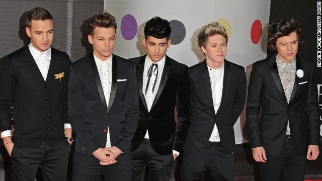 Louis Tomlinson, de One Direction, es fichado por un club de futbol inglés