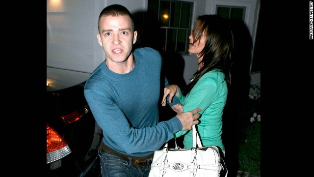 When dating in the mid-2000s, Justin Timberlake and Cameron Diaz were a magnet for problems with the paparazzi. <a href='http://www.people.com/people/article/0,26334,782241,00.html' target='_blank'>Timberlake and Diaz were hit with a lawsuit</a> in 2004 after two photographers accused the couple of taunting and attacking them. That lawsuit reportedly was later settled, but the pair were again in <a href='http://www.today.com/id/14928352/ns/today-today_entertainment/t/justin-camerons-paparazzi-ordeal/#.Uf-ta23fKSo' >an alleged confrontation with the paparazzi</a> in September 2006.