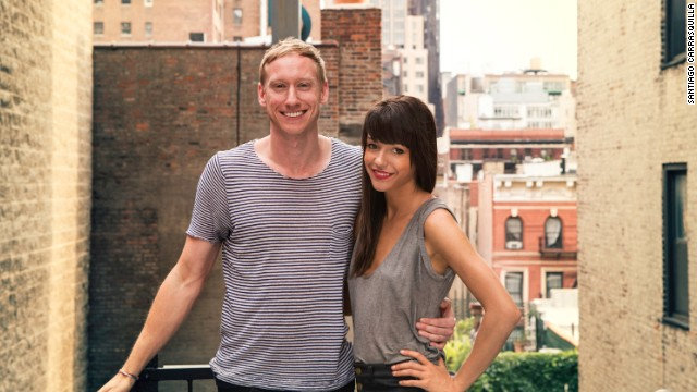Friends Timothy Goodman, 32, and Jessica Walsh, 26, dated for 40 days as an experiment. Their blog, <a href='http://fortydaysofdating.com/' target='_blank'>40 Days of Dating</a>, went viral and garnered the couple a book deal and more.