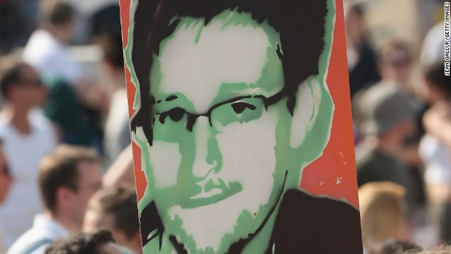 Edward Snowden revealed a flood of classified documents and surveillance data taken from U.S. agencies earlier this year -- raising fears around how much personal information is gathered. Snowden is wanted in the U.S. on espionage charges but has been on a one-year visa in Russia since June.