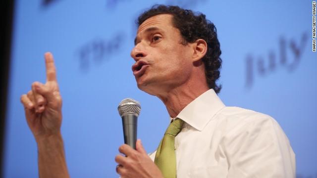 Weiner mocks British reporter