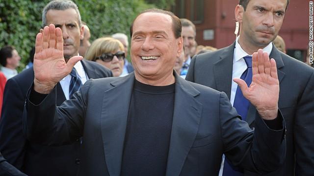 Dimiten en bloque en Italia los ministros del partido de Berlusconi