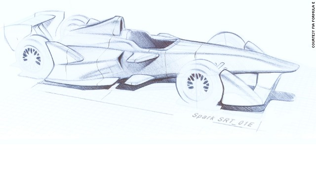 The car to be used by all competitors, the Spark-Renault SRT 01E, is being produced under the watch of ART Grand Prix team leader Frédéric Vasseur. Renault is not the only F1 legend to be associated with the new cars: McLaren will build the motors, while Williams will produce the battery systems.