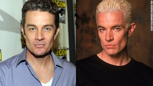 "Whether you loved or loathed Spike, we can all agree that there is no ""Buffy"" without James Marsters' punk vampire. In addition to appearing in the ""Buffy"" spinoff, ""Angel,"" Marsters, 50, moved on to TV shows like ""Caprica"" and ""Smallville"" while juggling his music career as a singer-songwriter. His band, Ghost of the Robot, released its most recent album, ""Murphy's Law,"" in December 2011."