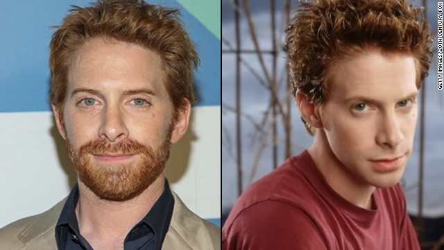 "Has there ever been a better TV band name than Dingoes Ate My Baby? Perhaps, but we're letting Seth Green's guitar-playing werewolf character Oz take the honorary title. Since his time on ""Buffy,"" TV viewers haven't seen much of Green, <a href='http://www.cnn.com/2013/04/09/showbiz/seth-green-projects/index.html?iref=allsearch'>but they have heard him do prolific voice work</a> on ""Robot Chicken"" and ""Family Guy."" This fall, Green will join Giovanni Ribisi in a Fox pilot produced by Seth MacFarlane called ""Dads."""