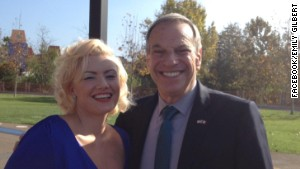 Emily Gilbert says San Diego Mayor Bob Filner made unwanted sexual advances toward her.