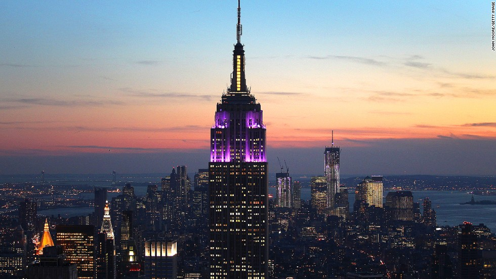 5. Edificio Empire State (Nueva York)