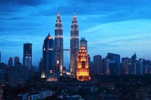 Torres gemelas de Petronas, Kuala Lumpur