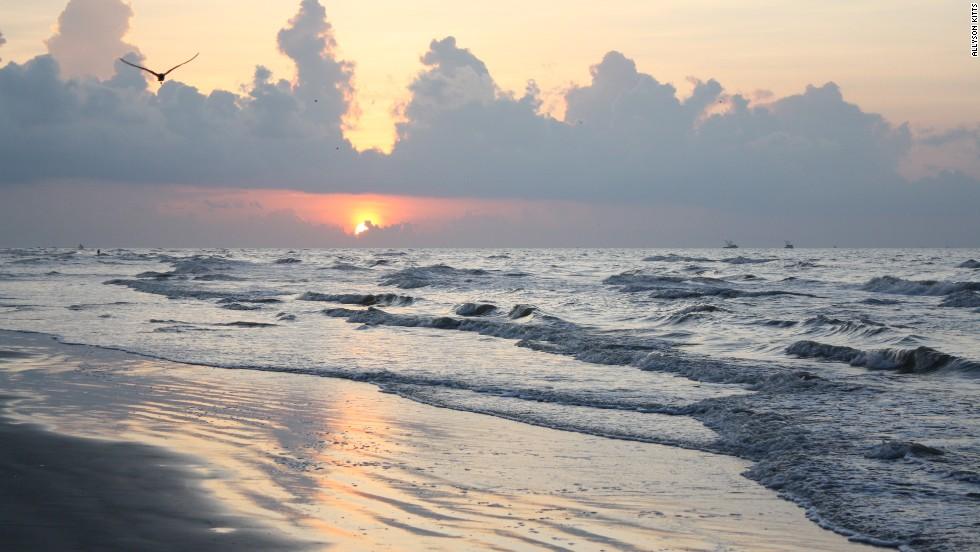 Isla de Galveston, Texas
