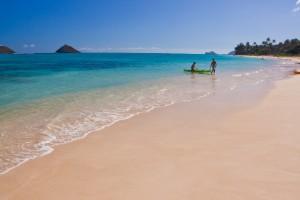 Playa Lanikai, Hawái