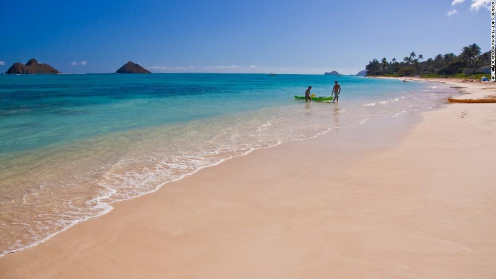 31 playas de EE.UU. que no te puedes perder