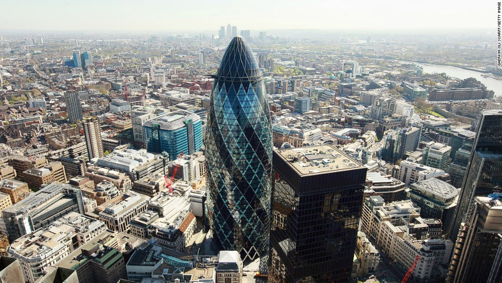 St. Mary Axe, Londres
