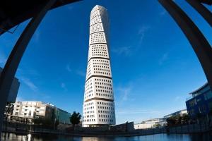 Turning Torso, Malmö, Suecia