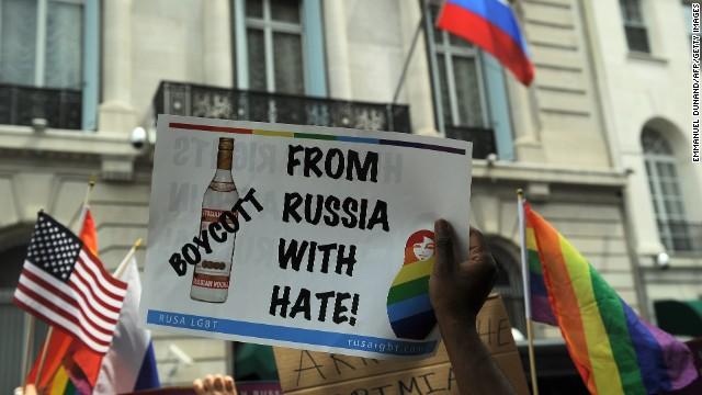 Por qué Rusia está obsesionada con la homosexualidad