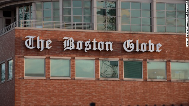 Red Sox owner buys Boston Globe