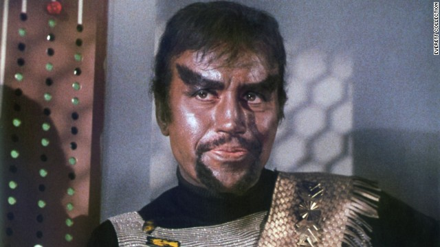 "<a href='http://www.cnn.com/2013/08/03/showbiz/star-trek-actor-dies/index.html' target='_blank'>Michael Ansara</a>, the character actor best known for playing three iterations of Klingon leader Kang in different ""Star Trek"" series, died Wednesday, July 31. He was 91."