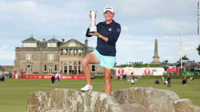 World No. 1 Stacy Lewis will fancy her chances of victory this weekend. The American has racked up three wins as well as three top-10 placings in majors on the LPGA Tour this season.