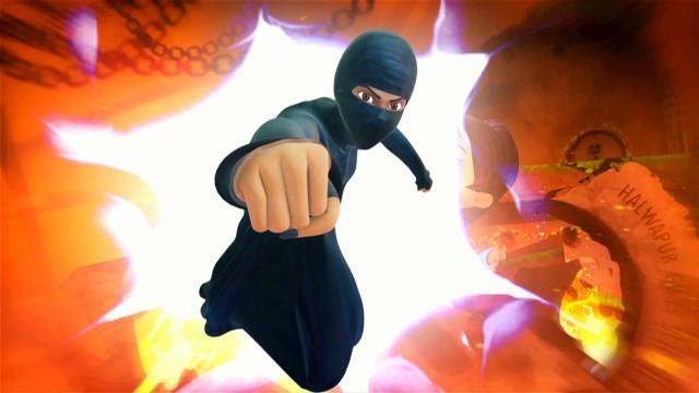 """Conoce a """"Burka Avenger"""", la luchadora por la educación de las mujeres en Pakistán"""