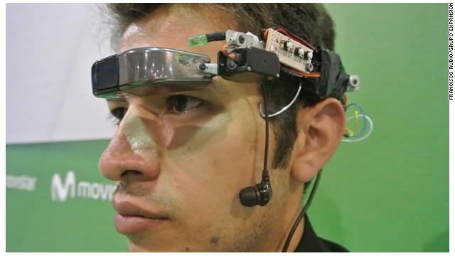 SmartGlass, la versión mexicana de los lentes de Google