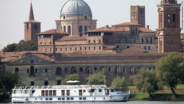River cruising on the peninsula is a vibrant business. Italian rivers aren't as long or easily navigated as those in the rest of Europe, but visitors can float from one beautiful UNESCO World Heritage Site to another.