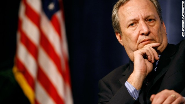 Larry Summers withdraws name for Fed chair job