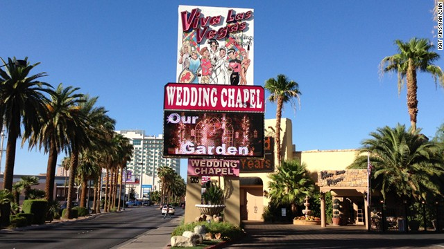 <a href='http://www.vivalasvegasweddings.com/index.htm' target='_blank'>Viva Las Vegas</a> offers traditional weddings, Elvis weddings (which is practically traditional) and weddings with themes like Thriller, Alice Cooper, Camelot, Goth, Star Trek and so many more.