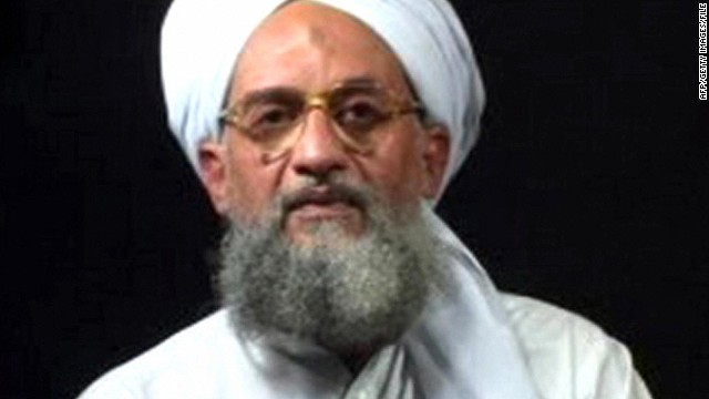 Al Qaeda leader Ayman al-Zawahiri, pictured here in a 2006 file photograph, has called for fresh attacks on the United States.