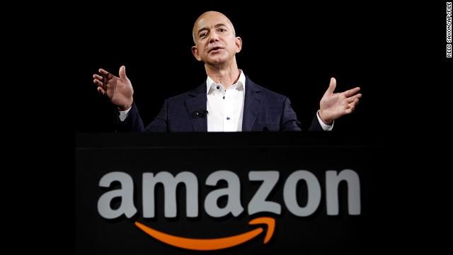 OPINIÓN: Jeff Bezos, el hombre que puede reinventar el periodismo