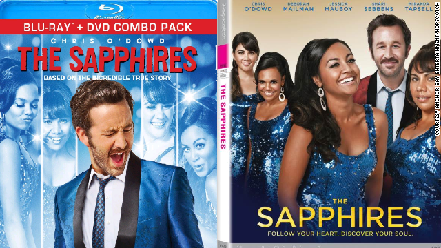 Spot the difference? The U.S. DVD cover for