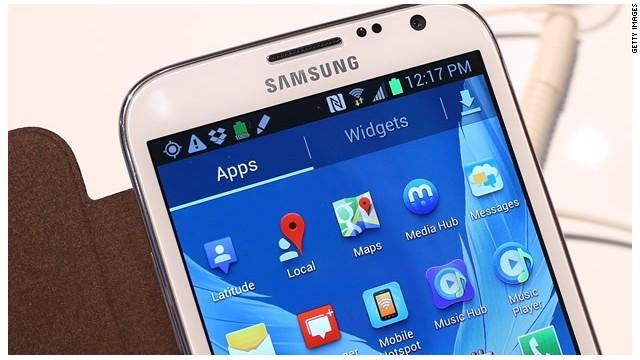 Samsung presentará el Galaxy Note 3 en septiembre