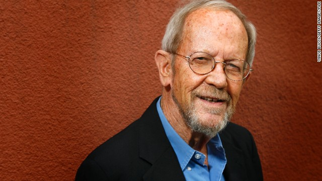 Elmore Leonard recovering from stroke
