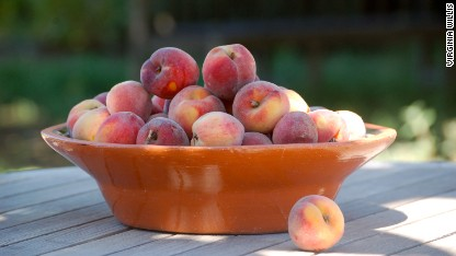 Peaches, plums recalled over Listeria