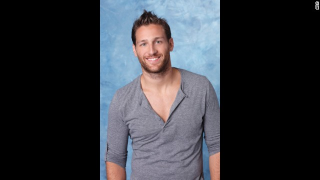 Get to know the new 'Bachelor'