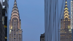 Chrysler Building, New York.