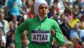 Sarah Attar becomes the first Saudi Arabaian women to compete in the Olympics Games.