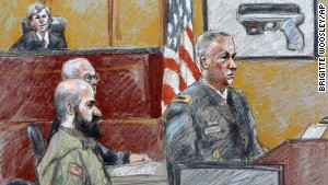 Family members of the Fort Hood victims will be allowed to make a statement at Hasan\'s court-martial.
