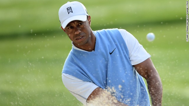 tiger woods primed to end five-year major drought at pga championship