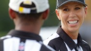"Official Sarah Thomas: ""I'm just one of the guys"""